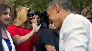 Обаме предложили курнуть травки