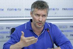 Евгений Ройзман, мэр города Екатеринбурга, основатель фонда «Город без наркотиков»